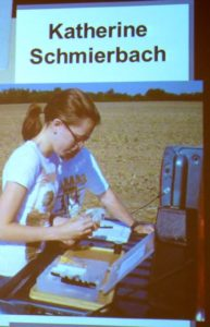 Katie Schmierbach, Youth Conservationist